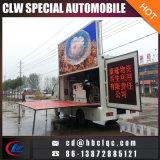 Foton 15cbm 스크린 이동할 수 있는 발광 다이오드 표시 LED 이동할 수 있는 단계 트럭