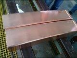 Kupfernes Form-Gefäß-Kupfer-Form-Gefäß für rechteckiges Billet