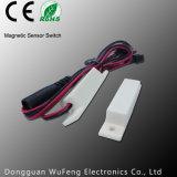 Interruptor magnético ligero del sensor del LED