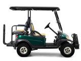 China stellte batteriebetriebene 4 Seater elektrische Golf-Karre her