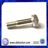Parafuso de parafuso de meio fio de aço inoxidável com aço carbono aço inoxidável
