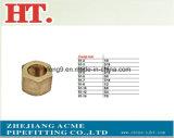 Ajustage de précision femelle en laiton de noix de compactage