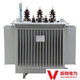 De Ondergedompelde Transformator van de distributie Transformer/S11-50kVA Olie