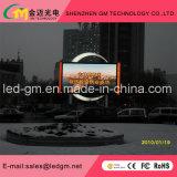 2017 Afficheur LED extérieur commercial de vente chaud de la publicité P5 pour l'installation fixe avec l'intense luminosité et la bonne stabilité