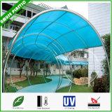 Panneaux de toit de polycarbonate de serre chaude colorés par plastique