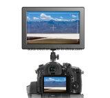 """7 """" en el monitor del campo del LCD de la cámara para la videocámara de DSLR"""