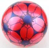 PVCフットボールまたはバスケットの球またはサッカーボールまたはおもちゃの球かビーチボール