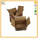 Caixa de transporte de caixa de papelão ondulado Super New