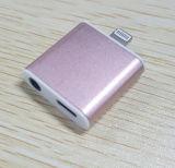 para la música del adaptador del relámpago de los accesorios iPhone7/cargar al mismo tiempo