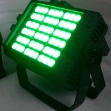 新しい防水IP65 54X3w 3in1 LEDの同価