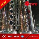 Gemaakt in Apparatuur die van de Distillatie van het Koper van China de Rode tot Palm maken Rode Wijn