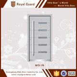 La puerta caliente del sitio de base de puerta de entrada de puerta del metal de la venta diseña la puerta principal de la casa