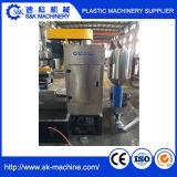 Película plástica inútil de los PP del PE que recicla la máquina de la granulación