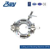 Od는 거치했다, 전동기 (SFM0206E)를 가진 관 절단 그리고 경사지는 기계
