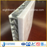 China Popular Cream Color Marble Stone with Honeycomb Panel for Building Materials