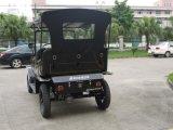 Пассажирский автомобиль автомобиля клуба горячего Antique курорта конструкции сбывания шикарного электрический