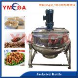完全なステンレス鋼便利な操作のJacketed産業蒸気の圧力鍋