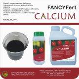 Fertilizante líquido foliar del ácido húmico