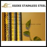 装飾的な柵のためのAISI304ステンレス鋼の円形の管