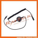ワイヤーで縛られたコミュニケーションヘッドバンド様式Anti-Noiseコミュニケーションヘッドセット