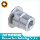 CNC de la precisión que trabaja a máquina piezas que trabajan a máquina del bloque de aluminio sólido en China