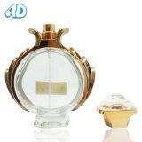 広告P263の透過曲げられたガラススプレーの香水瓶