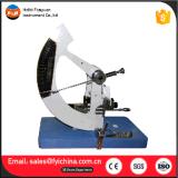 Probador Yg033b de la fuerza de rasgado de Elmendorf de la tela de la ISO 13937-1 del En de las BS