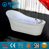 Sanitary Ware Acrylic Soaking Bathtub with Faucets for Bathroom (BT-Y2502)