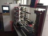 Máquina que raja de la cinta adhesiva de cuatro ejes