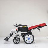 Fácil llevar el sillón de ruedas eléctrico plegable con el certificado del Ce