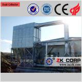 Coletor de poeira eletrostático horizontal da resistência de alta temperatura