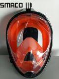 Masque Seaview 180 Gopro de prise d'air de pleine face compatible