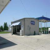 低価格の金属の給油端末の建物