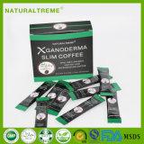 Grasso di bellezza di salute che brucia caffè organico con Ganoderma