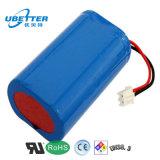 Paquete recargable de la batería de la batería 18650 del Litio-Ion de la batería de la potencia para los &Toys eléctricos 18V4ah de la herramienta