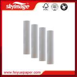 1.524m*60inch papier anticourbure à séchage rapide de jet d'encre de sublimation de teinture de la largeur 100GSM pour l'impression de polyester