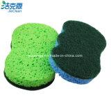 Produits d'éponge de cellulose, éponge de nettoyage, outil de nettoyage,