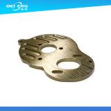 Parti di alluminio lavoranti di CNC di abitudine, alloggiamento di macinazione del metallo di precisione di CNC