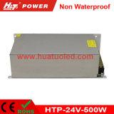 24V-500W alimentazione elettrica non impermeabile costante di tensione LED