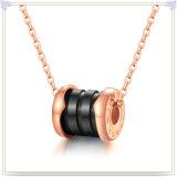 ステンレス鋼の宝石類のファッション小物の方法ペンダント(NK1180)