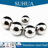 AISI316 G100のステンレス鋼の球30mm