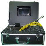 cámara del examen del tubo de 23m m con DVR y los teclados