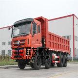 パキスタンの10の車輪の熱い販売の8*4の中国Cdw力のダンプトラックのダンプカートラック
