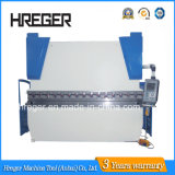 Freno hidráulico de la prensa del CNC del eje del freno 4 de la prensa de la hoja de acero