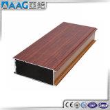 Profilo di legno di alluminio di stampa di colore di vario colore