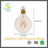 G30/G95 Gloeilamp van de zachte LEIDENE van de Gloeidraad MAÏSKOLF van de Bol de UL Vermelde
