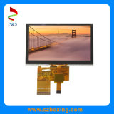 "4.3 ""TFT LCD con pantalla táctil capacitiva, 500CD / M2 Brillo"