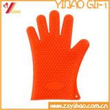 Силикон изготовленный на заказ высокого качества цветастый варя перчатки (YB-AB-016)