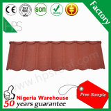 Горячими тип согнутый сбываниями плиток плитка толя /Corrugated настилая крышу лист