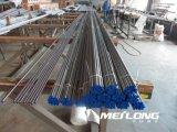 Aislante de tubo hidráulico inconsútil del acero inoxidable de la precisión Tp316